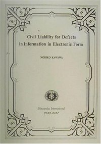 Civil Liability for Defects in Electronic Form